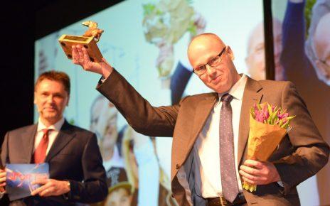 Bjarne Ladeford blev årets opdrætter i 2015 (Foto: Lasse Jespersen)